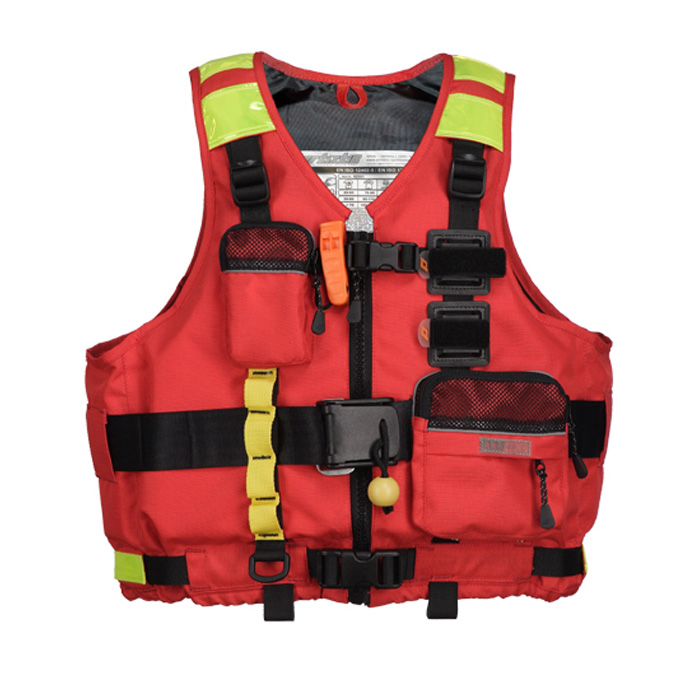 Extreme Wildwater Life Vest for Expedition Kayak and Rafting